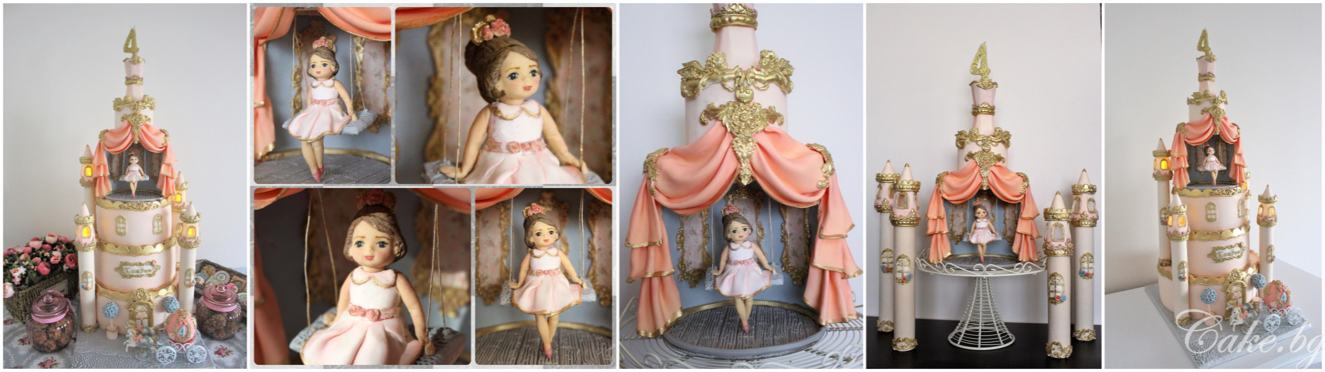 Торта Дворец