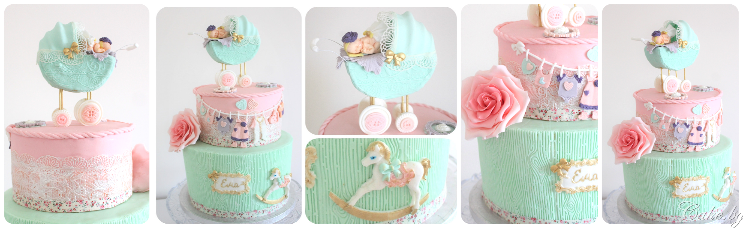 Торта за бебе